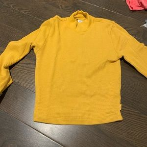 Aritzia mock neck long sleeve!